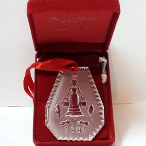 Waterford Crystal 12 Days of Christmas Ornament